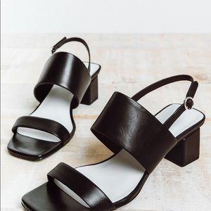 bbd439ac97b Via Spiga Shoes - Via Spiga Forte Block Heel Sandal